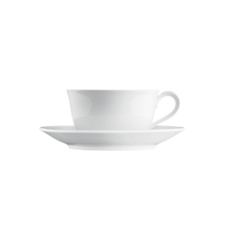 WAGENFELD WEISS Cappuccino cup | Dinnerware | FÜRSTENBERG