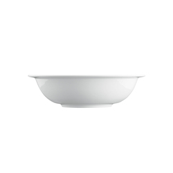 WAGENFELD WEISS Salad bowl | Dinnerware | FÜRSTENBERG