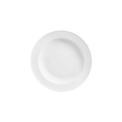 WAGENFELD WEISS Soup plate | Dinnerware | FÜRSTENBERG