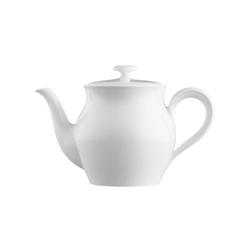 WAGENFELD WEISS Teapot | Dinnerware | FÜRSTENBERG