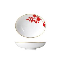 MY CHINA! EMPEROR`S GARDEN Bowl Oval   Dinnerware   FÜRSTENBERG