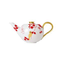 MY CHINA! EMPEROR`S GARDEN Teapot   Dinnerware   FÜRSTENBERG