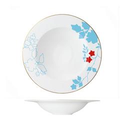 MY CHINA! EMPEROR`S GARDEN Pasta plate flat   Dinnerware   FÜRSTENBERG