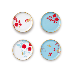 MY CHINA! EMPEROR`S GARDEN JEWELS miniature plates | Dinnerware | FÜRSTENBERG