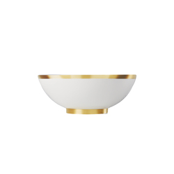 MY CHINA! TREASURE GOLD Bowl M | Dinnerware | FÜRSTENBERG