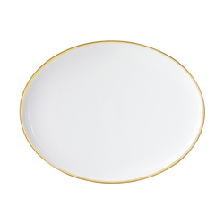 MY CHINA! TREASURE GOLD Platter oval | Services de table | FÜRSTENBERG