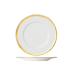 MY CHINA! TREASURE GOLD Bread plate | Dinnerware | FÜRSTENBERG