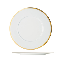 MY CHINA! TREASURE GOLD Service plate   Dinnerware   FÜRSTENBERG