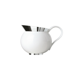 MY CHINA! TREASURE PLATINUM Milk jug | Dinnerware | FÜRSTENBERG