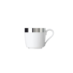 MY CHINA! TREASURE PLATINUM Espresso cup | Dinnerware | FÜRSTENBERG