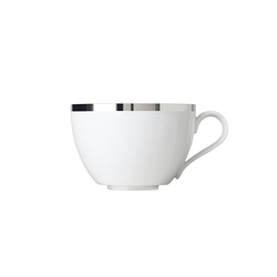 MY CHINA! TREASURE PLATINUM Cappuccino cup | Dinnerware | FÜRSTENBERG