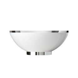 MY CHINA! TREASURE PLATINUM Bowl XL   Dinnerware   FÜRSTENBERG