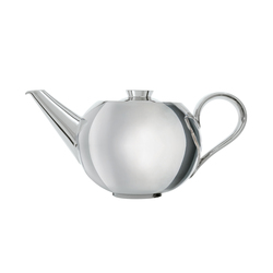 MY CHINA! TREASURE PLATINUM Teapot platinum with tea strainer | Dinnerware | FÜRSTENBERG