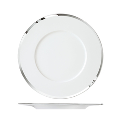 MY CHINA! TREASURE PLATINUM Service plate | Dinnerware | FÜRSTENBERG