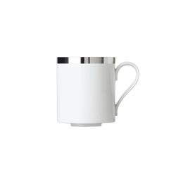 MY CHINA! TREASURE PLATINUM Coffee mug | Vajilla | FÜRSTENBERG