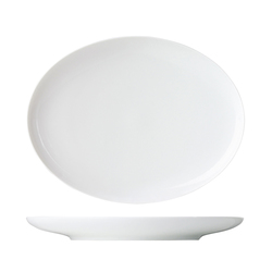 MY CHINA! WHITE Platter oval | Services de table | FÜRSTENBERG