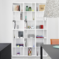 Alea Living | Shelving systems | Kettnaker