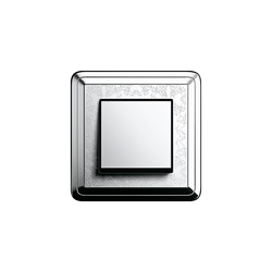 ClassiX chrome | Two-way switches | Gira
