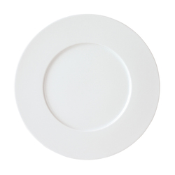 MY CHINA! WHITE Service plate | Dinnerware | FÜRSTENBERG