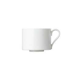 MY CHINA! WHITE Coffee cup | Dinnerware | FÜRSTENBERG