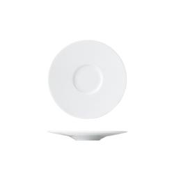MY CHINA! WHITE Espresso saucer | Dinnerware | FÜRSTENBERG