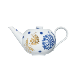 MY CHINA! WUNDERKAMMER Teapot with tea strainer | Dinnerware | FÜRSTENBERG