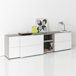 soma living sideboards by kettnaker architonic. Black Bedroom Furniture Sets. Home Design Ideas