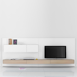 Soma Living | Wall storage systems | Kettnaker