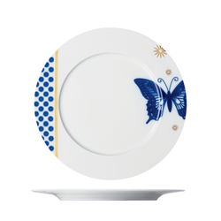 MY CHINA! WUNDERKAMMER Dinner plate | Services de table | FÜRSTENBERG