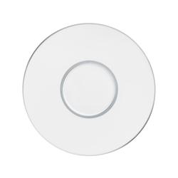 CARLO PLATINO Dinner plate | Dinnerware | FÜRSTENBERG