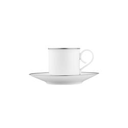 CARLO PLATINO Espresso cup | Dinnerware | FÜRSTENBERG