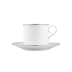 CARLO PLATINO Cappuccino cup | Dinnerware | FÜRSTENBERG