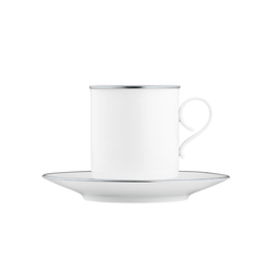 CARLO PLATINO Mug | Services de table | FÜRSTENBERG