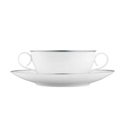 CARLO PLATINO Soup cup | Dinnerware | FÜRSTENBERG