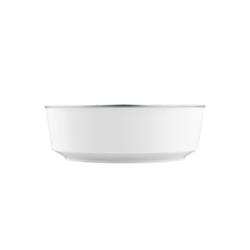 CARLO PLATINO Salad bowl | Dinnerware | FÜRSTENBERG