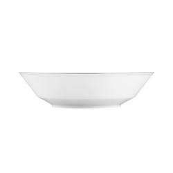 CARLO PLATINO Soup-/Saladbowl | Dinnerware | FÜRSTENBERG