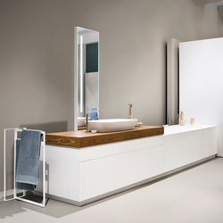 Makro Systems linear bath|wash basin|shower | Badewannen oval | MAKRO