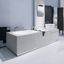 Makro Systems linear bath|wash basin | Freistehend | MAKRO