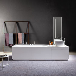 Bathtub - Washbasin System | Free-standing baths | MAKRO