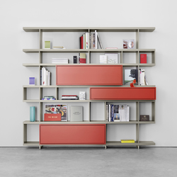 Piano | Shelving systems | Kettnaker