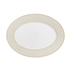 CARLO RAJASTHAN Platter oval | Dinnerware | FÜRSTENBERG