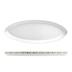 CARLO RAJASTHAN Tableau oval | Dinnerware | FÜRSTENBERG