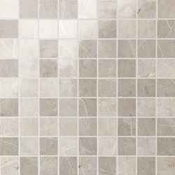 Evolutionmarble Mosaico Lux Tafu | Ceramic mosaics | Marazzi Group