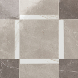 Evolutionmarble Lux Tafu/Grey | Ceramic tiles | Marazzi Group