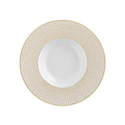 CARLO RAJASTHAN Plate deep | Dinnerware | FÜRSTENBERG