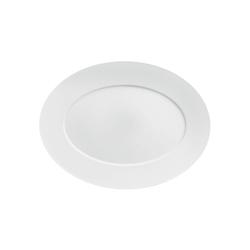 CARLO WEISS Platte oval | Geschirr | FÜRSTENBERG