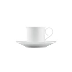 CARLO WEISS Espresso cup, saucer | Dinnerware | FÜRSTENBERG