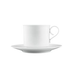 CARLO WEISS Cappuccino cup, saucer | Dinnerware | FÜRSTENBERG