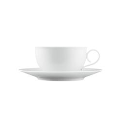 CARLO WEISS Tea cup, saucer | Dinnerware | FÜRSTENBERG