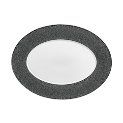CARLO ZIGRINO Platter oval | Dinnerware | FÜRSTENBERG